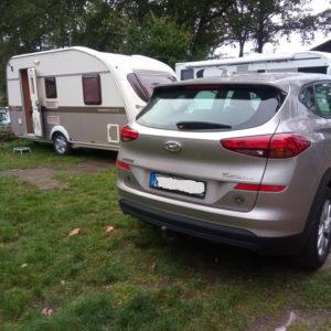 Avento Wohnwagen in Dülmen